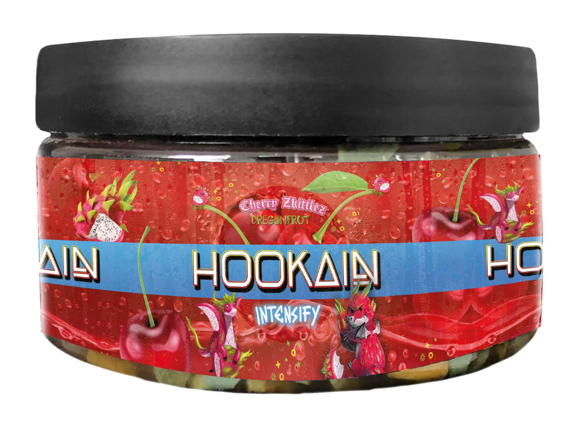Hookain Dampfsteine 100g | Cherry Zkittlez