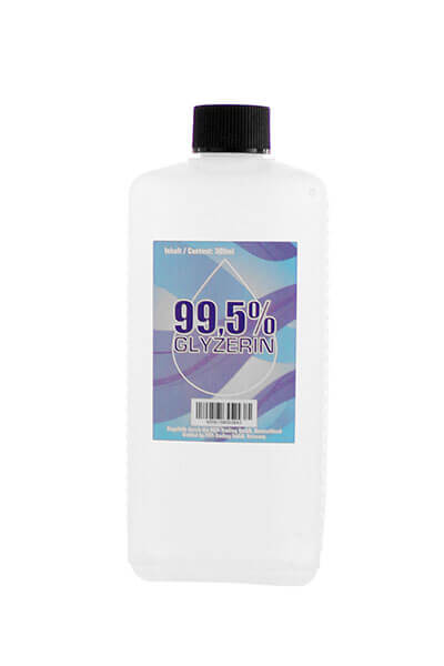 Glycerin 99,5% pflanzlich - 1l