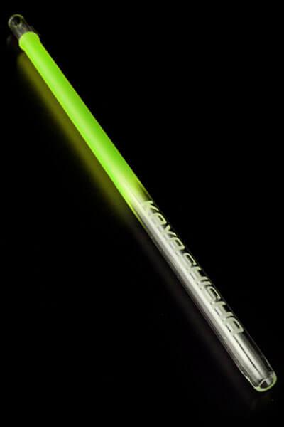 Slight Line XL Glasmundstück - Neon (Green)