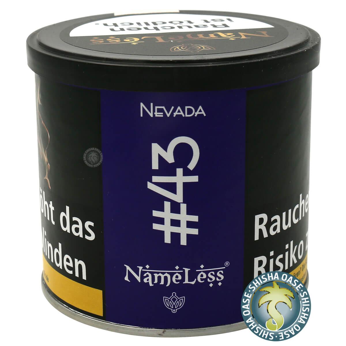 Nameless Tabak #43 Nevada 200g