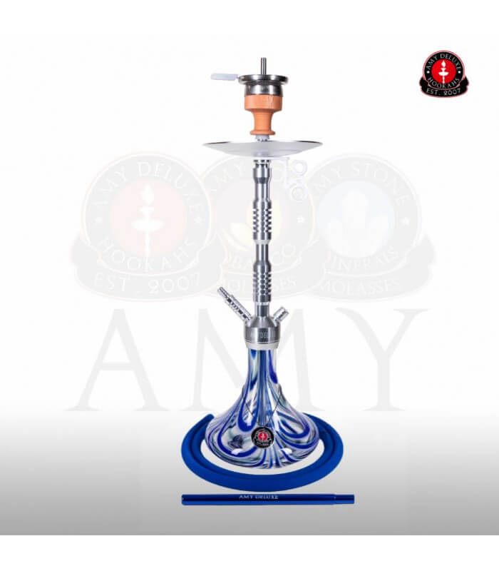 Amy Alu Sierra 073 (RS Silber / Farbe Blau)