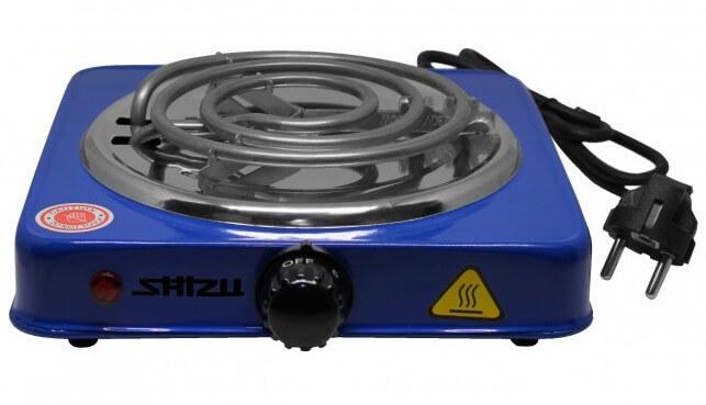 ShiZu - Kohleanzünder (elektrisch) | Blau