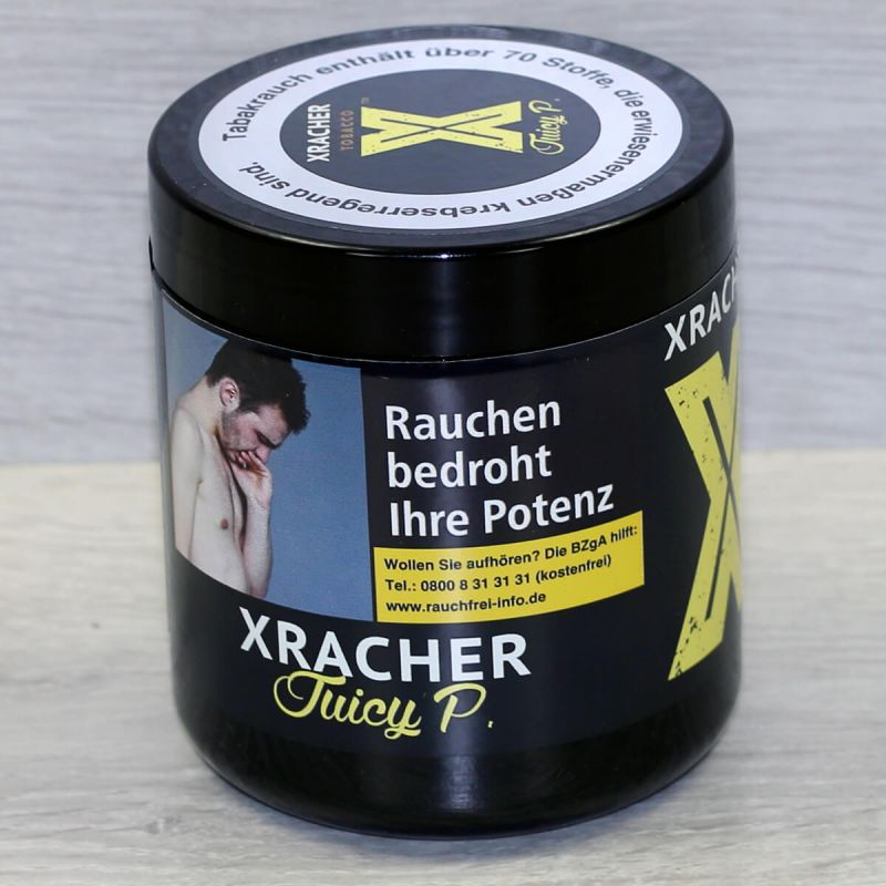 XRacher Tobacco - JuicyP 200g